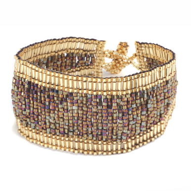 Sleek Bracelet Online Class with Jill Wiseman