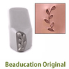 Garden Branch Border Stamp-Beaducation Original
