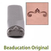 Curved Bracket Border Stamp-Beaducation Original