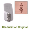 Symmetrical Branch Border Stamp-Beaducation Original