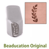 Caesar Branch Border Stamp-Beaducation Original