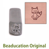 Fox Design Stamp-Beaducation Original