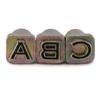 "Open Alphabet Stamp Set for Leather 1/4"" (6.3mm)"