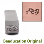 Airplane Design Stamp- Beaducation Original