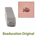 Tropical Fish Design Stamp-Be