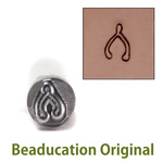 Wishbone Design Stamp (5mm)- Beaducation Original