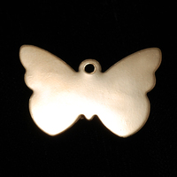 Gold Filled Butterfly, 24g