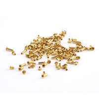 Assorted Brass Eyelets