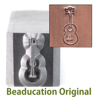 Guitar Design Stamp-Beaducation Original