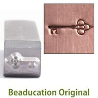 Ornate Key Design Stamp-Beaducation Original
