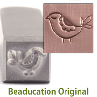 Mama Partridge (6mm) Design Stamp-Beaducation Original