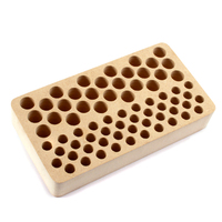70-Hole Design Stamp Holder