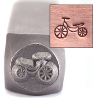 Tricycle Design Stamp
