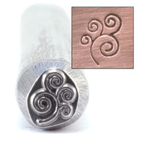 Spiral Branch Design Stamp