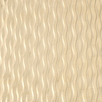 "Patterned Brass 22g Sheet Metal, Backsplash, 2.5"" x 6"""