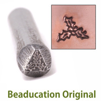 Holly Design Stamp- Beaducation Original