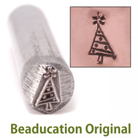 Christmas Tree Design Stamp- Beaducation Original