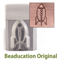 Rocket Design Stamp-Beaducation Original