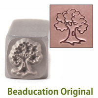 Tree Design Stamp- Beaducation Original