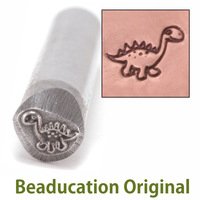 Dinosaur Design Stamp- Beaducation Original