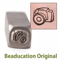 Camera Design Stamp- Beaducation Original