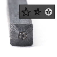 "Star Design Stamp - 1/16"" (1.6mm)"