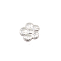Sterling Silver Pansy Solderable Accent, 26g