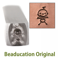 Baby Stick Figure Design Stamp- Beaducation Original