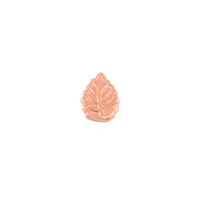 Copper Leaf Solderable Accent, 24g