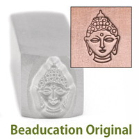 Buddha Design Stamp- Beaducation Original