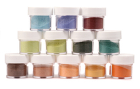 Enameling Color Kit, Earth Tone