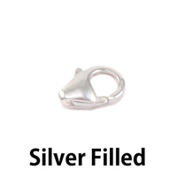 Silver Filled 9mm Lobster Clasp