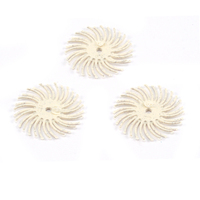 "3M Radial Disc 3/4"" 120 grit (White) - 3 Pack"