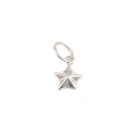 Sterling Silver Nautical Star Charm