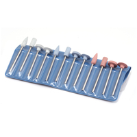 Silicone Polishers Assorted - 12pcs