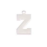 Sterling Silver Letter Z, 20g
