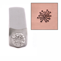 Lil Fireworks Design Stamp 6mm