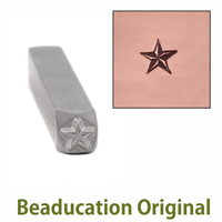 Nautical Star Design Stamp- Beaducation Original