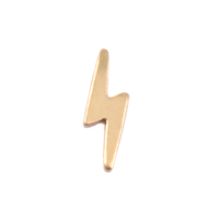 Gold Filled Lightning Solderable Accent, 24g