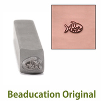 Tropical Fish Design Stamp-Beaducation Original