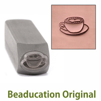 Latte Design Stamp-Beaducation Original