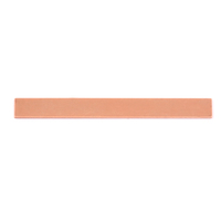 Copper Rectangle (7mm x 62mm), 24g