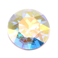 Swarovski Crystal - Crystal Clear AB 27mm