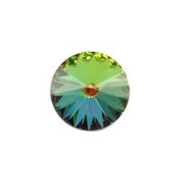 Swarovski Crystal Rivoli - Medium Vitrail 14mm