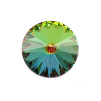Swarovski Crystal Rivoli - Medium Vitrail 18mm
