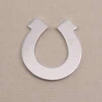 Aluminum Horseshoe, 18g