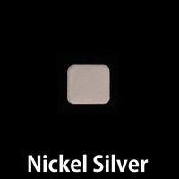 Nickel Tiny Rounded Square, 24g