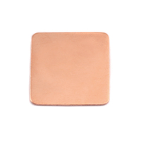 Copper Large Rounded Square, 24g