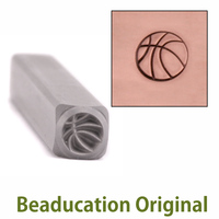 Basketball Design Stamp - Beaducation Original