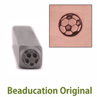 Soccer Ball Design Stamp - Beaducation Original